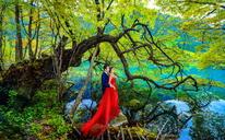 【2046婚纱摄影】全球旅拍---九寨沟