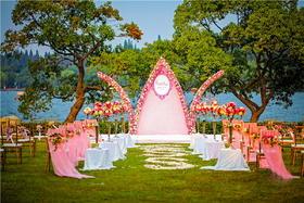 唯一/户外草坪婚礼