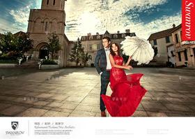 【街景婚纱照】时光漫步
