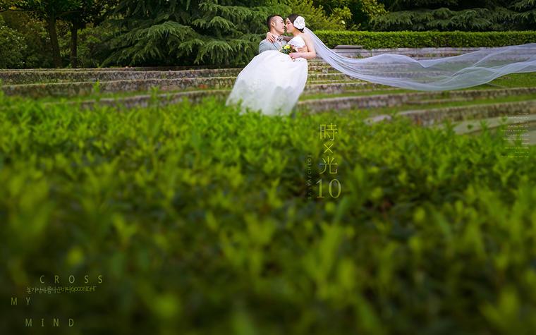 韩式婚纱照客片-独墅湖