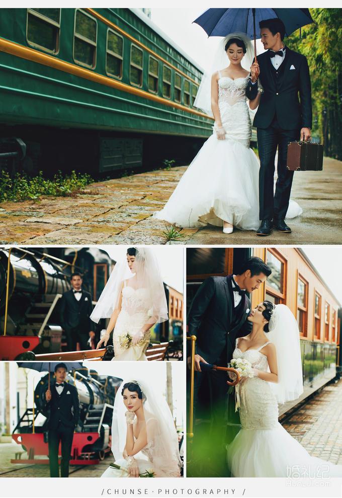 纯色婚纱摄影/婚礼纪大促特供工作日套餐