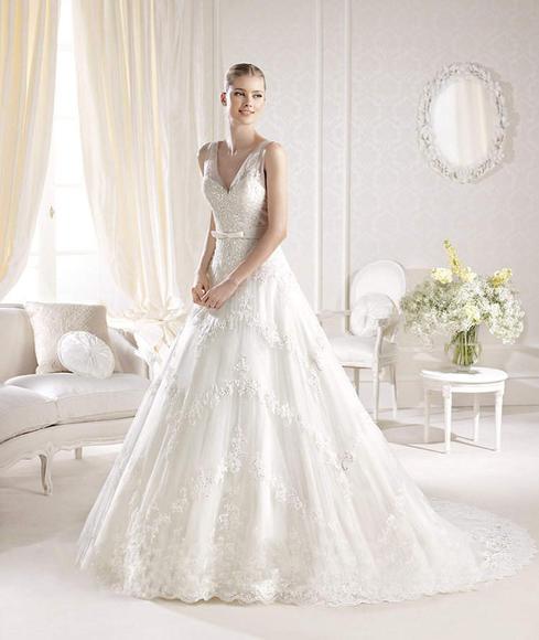 高端新娘婚纱礼服