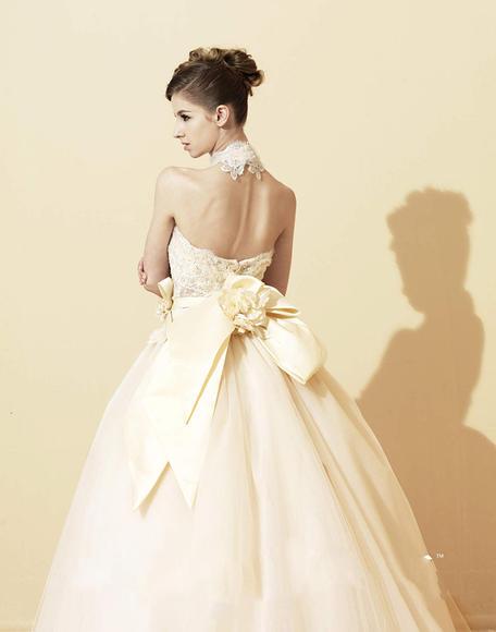 韩国ROSA新娘晚礼服