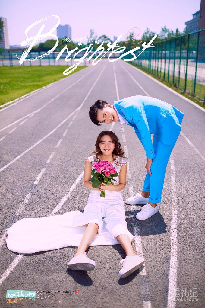 【花溪时光】城?#26032;门?大学校园纪实婚纱照