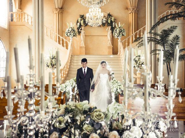 欧式宫殿,婚礼摄影,婚礼纪