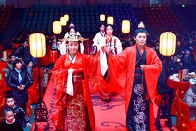慈溪汉式婚礼