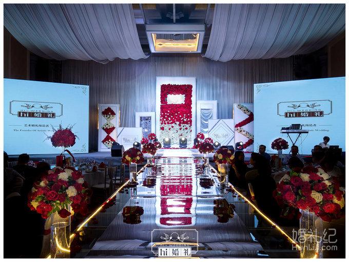 18 婚礼场地:南通大岛酒店 婚礼主题:my destiny 婚礼摄影:薄荷岛