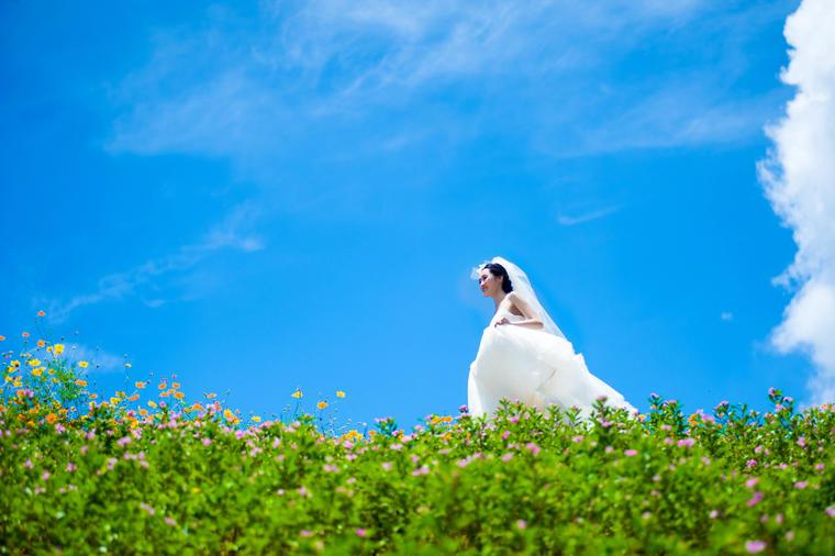 【韩式婚纱照】感谢:来自成都的杨R&刘S夫妇