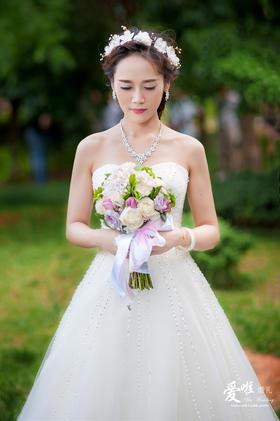【婚礼纪实跟拍】爱如空气