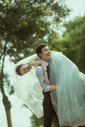 【纪实韩风—与你相拥】丨小清新婚纱照样片欣赏