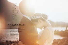 【光禾百年摄影】胶片 夕阳唯美婚纱照