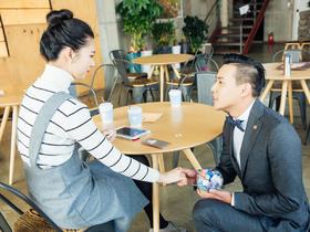 海外求婚跟拍,杭州帅小伙秒杀韩国欧巴