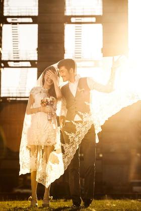 文艺主题婚纱照系列