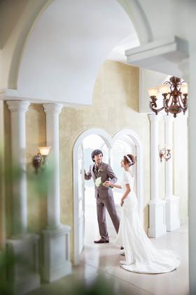 唯美主题婚纱照系列