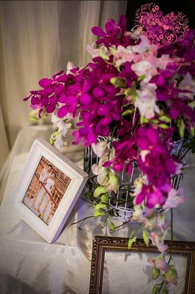 花园小镇主题婚礼