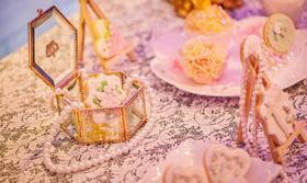 秘密花园创意主题婚礼