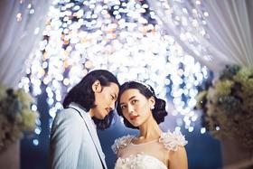 乌托邦幸福城堡——欧式婚纱
