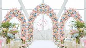 【悠唐皇冠】Dream清新婚礼布置