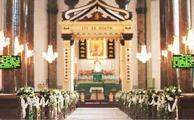 《教堂婚礼》王府井教堂