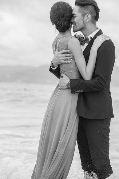 【纪实韩风—与你相拥】丨海景婚纱照 样片欣赏