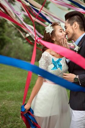 韩式婚纱照 样片欣赏