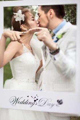 创意婚纱照