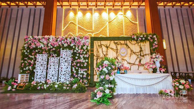 梦幻森系主题婚礼