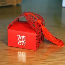 【镂空款】流苏款镂空高端创意糖盒