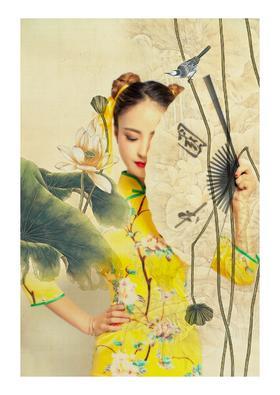 【枫禾映画】#中国风#婚纱照