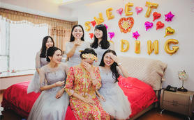 《天空爆款,婚礼必备》双机摄影+双机摄像