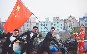 方元PHOTO-婚礼摄影三机位【台州等区-团队】