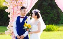 富阳婚礼摄影,当女汉子遇到暖男