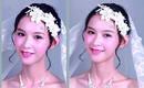 源源新娘造型--韩式裸妆