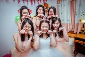 【婚礼摄影】LOVE VISION-那些年我们一起追过的女孩