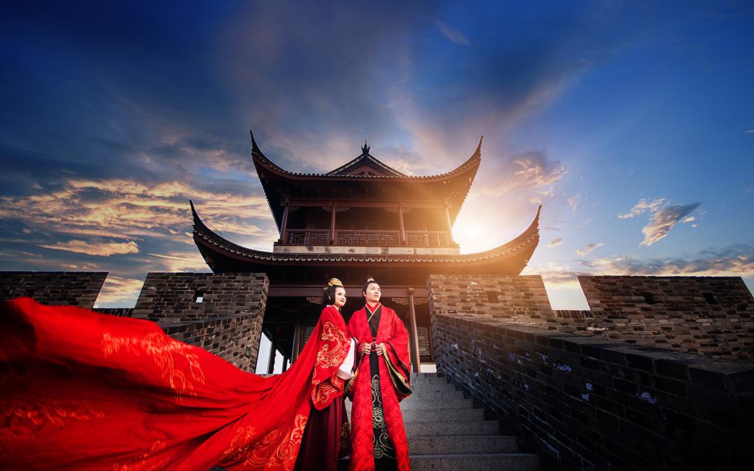 苏州特古装婚纱摄影 古风 时尚 唯美 欧美