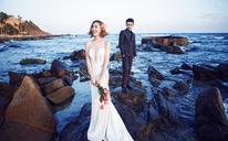 厦门Marry king纪实婚纱摄影《海风》