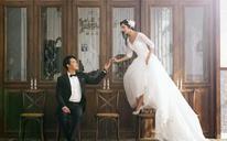 韩式场景婚纱照欣赏