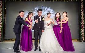 【星越】——定制婚礼主持,呈现新人专属风格婚礼