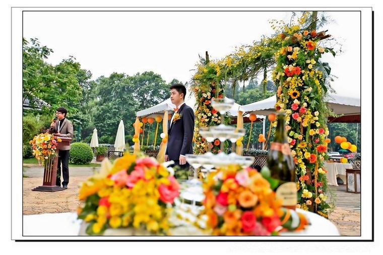 唯美清新婚礼