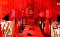 农村中式婚礼