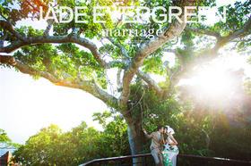 卡布奇诺时光全球旅拍【三亚站婚纱照作品】午后阳光