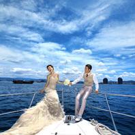 北京三亚双城记*婚拍欢乐购套餐【2046摄影】