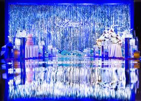 星空婚礼布置【风起云涌】
