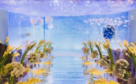 【伊贝紫】静谧蓝《织梦》