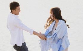 厦门Marry king纪实婚纱摄影《浪漫沙滩》