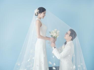 幸福纪【纯净的爱】韩式婚纱照