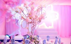 【artisan婚礼匠】粉色樱花浪漫唯美温馨婚礼