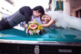 【花溪时光】城市旅拍 城市纪实街拍婚纱照