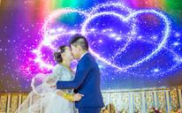LOVE VISION  韩调浪漫婚礼记录