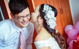 金星摄影单机位婚礼摄影半天